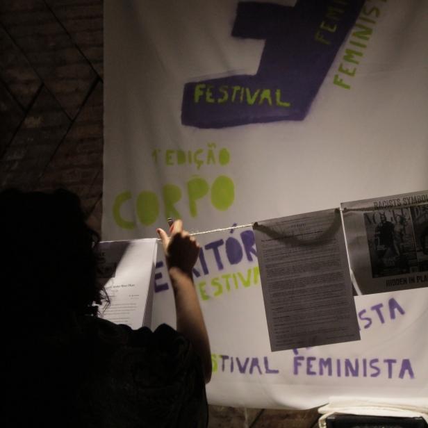 Aline Flor / FestFem / D.R.